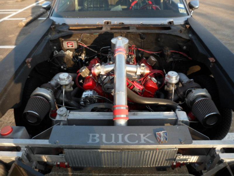 Twin Turbo Buick Skylark | V8buick com